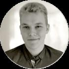 Mads Holger Portræt About